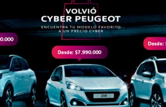 ¿Buscando auto? Revisa las opciones del CyberDay