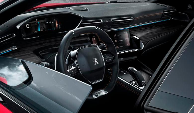 Peugeot 508 Sedán