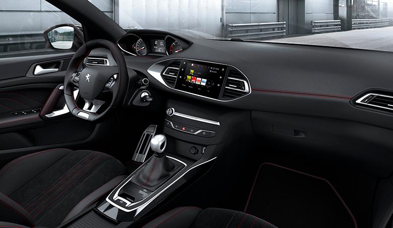 Peugeot Nuevo 308 Hatchback
